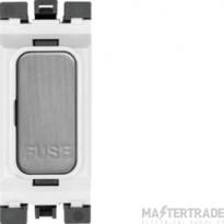 Hager WMGFU13PBB Grid Fuse Carrier 13A