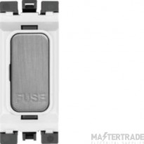Hager WMGFU13PBW Grid Fuse Carrier 13A