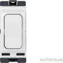Hager WMGSDP2/FRE Grid Switch DP 1W 20A