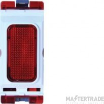 Hager WMINDRED Grid Indicator Module