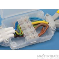 Hellerman HTCB+ Connector Box 109x52x28
