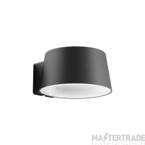 Hoff Lights 220441390 RUSSIA SQUARE UP&DOWN ANTHRACITE 2XGU10 35W IP54 IK08 100-240V