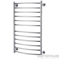 Hyco AQ90LC Ladder Electric Towel Rail Radiator 90W White