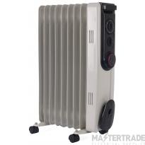 Hyco RAD15Y Oil Filled Radiator 1.5kW