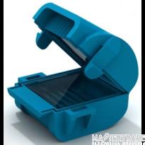 Wiska MJB1 Gel Insulation Junction Box Blue