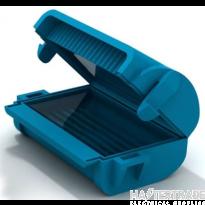 Wiska MJB3 Gel Insl Junction Box Blue