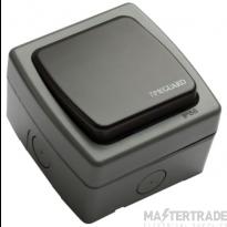 Timeguard TGVL03 Plateswitch Bellpush 1G