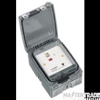 Timeguard WXT104NP Conn Unit Fused 1G