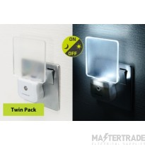 Integral ILNL-CL-UK-2 Night Light Pk=2