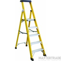 Deligo FLP5 Ladder 1995x592mm Fibre Glass