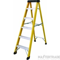 Deligo FLS6 Ladder 1600x550mm Fibre Glass