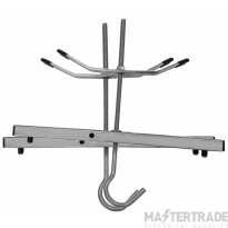 Deligo LRC Ladder Clamps for Roof Rack
