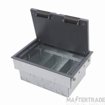 Marco MCFB3130 Cavity Floor Box 3 Compartment