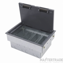 Marco MCFB4130 Cavity Floor Box 4 Compartment