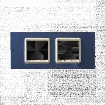 Marco MP3-EU Accessory Plate 2xEuro 86mm