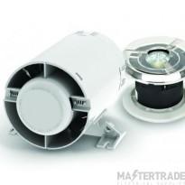 Domus GLD100AC-TK A/Fan Inline 100mm
