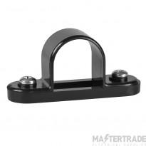Schneider Mita Space Bar Saddle PVC 25mm Black SBS25B