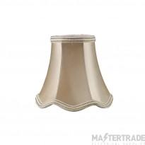 Diyas ILS10605 Onida Clip-On Fabric Shade Cream 70/130mm x 120mm