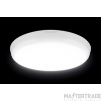 Integral LED ILBHC012 Slimline Bulkhead 18W 4000K 1584lm IK10 Non-Dimmable with Integrated Microwave Sensor Function