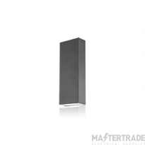 Outdoor Pablo Wall Light 8W 3000K 300lm IP54
