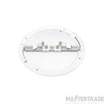 Multi-Fit Downlight 12W 4000K 1020lm, 65-160mm cut out, Non-dimmable
