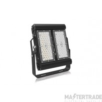 Precision Pro Floodlight 100W 4000K 13000lm IP65 60x135 deg Beam Angle Non-Dimmable