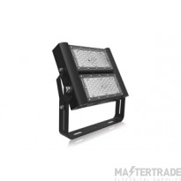 Precision Pro Floodlight 100W 4000K 13000lm IP65 85x135 deg Beam Angle Non-Dimmable