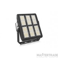 Precision Pro Floodlight 300W 4000K 39000lm IP65 85x135 deg Beam Angle Non-Dimmable
