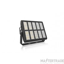 Precision Pro Floodlight 500W 4000K 65000lm IP65 85x135 deg Beam Angle Non-Dimmable