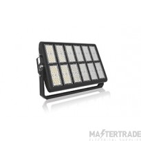 Precision Pro Floodlight 600W 4000K 78000lm IP65 85x135 deg Beam Angle Non-Dimmable