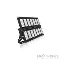 Precision Pro Floodlight 800W 4000K 122500lm IP65 70x140 deg Beam Angle Non-Dimmable