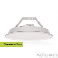 Spacelux Circular High Bay 80W 4000K 9600lm 110 deg Beam Angle Dimmable