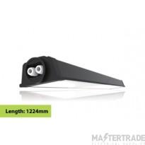 Integral LED ILHBL024 120W Linear LED High Bay 5000K 16200lm IP65 110lens