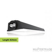 Integral LED ILHBL040 80W Linear LED High Bay 4000K 10400lm IP65 110lens