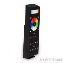RF Wireless Remote - 4 Zone (RGB + Dual White) (Black)