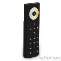 RF Wireless Remote - 6 Zone (Dual White) (Black)