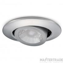 JCC Lighting JC1002/BNDALI V50 Fire Rated Tilt Downlight CCT Brushed Nickel DALI/1-10V