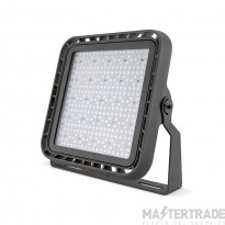 JCC JC050002 LED Floodlight Asymmetric 100W 11400 lumens 4000K IP65 Grey