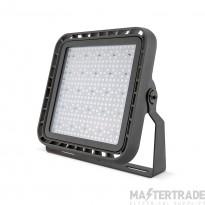 JCC JC050004 Floodlight Asymmetric LED 4000K 24000 lumens  200W IP65 Grey