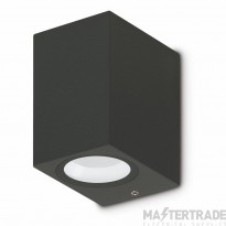 Architectural rectangular wall downlight IP54 7W 3000K 550Lm