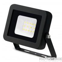 JCC JC45200BLK Black Floodlight LED 10W 4000K