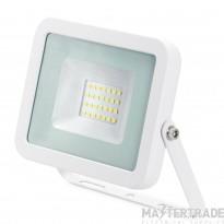 JCC 20W LED Floodlight IP65 Alu 4000K White