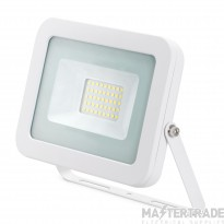 30W LED Floodlight IP65 Alu 4000K White