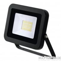 JCC JC45206BLK Black Floodlight LED 50W 4000K