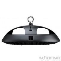 JCC ToughBay Circular 100W 10,600lm 5700K IP65 105° Dimmable Black inc Hook