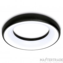 JCC Ring bulkhead surface mounted, 25W, 3000K, Dimmable (Triac)