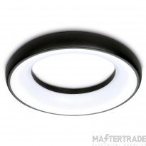 JCC Ring bulkhead surface mounted, 35W, 3000K, Dimmable (Triac)