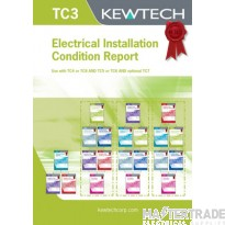 KEWTECH TC3 Report Pad A4x40 Sheets