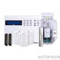 Texecom Ricochet Premier Elite 64W LIVE 32 Zone Wireless Kit KIT-0004