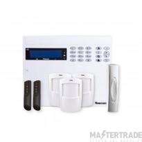 Texecom Ricochet Premier Elite 64W LIVE 32 Zone Wireless Kit KIT-0003